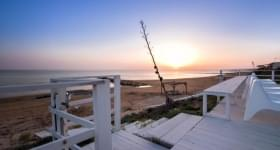 Casa Vacanze Calipso Affascinante Villa Sulla Spiaggia Sabbiosa Donnalucata